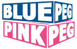 Blue Peg, Pink Peg Boardgaming Podcast
